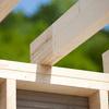 Carport modern Holz