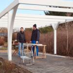 Carport Bauanleitung selber bauen