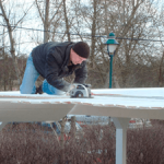 Carport mit Schuppen selber bauen