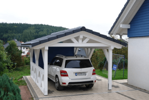 carport bauen mit carport. Black Bedroom Furniture Sets. Home Design Ideas