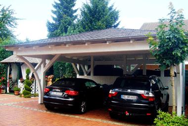 Walmdach carport auf carport bauen.net