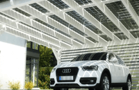 Solar Carport Photovoltaik
